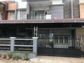 Dijual rumah modern minimalis one gate system, security 24 jam.