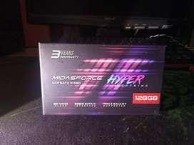 MIDASFORCE SSD HYPERLIGHTING 128GB