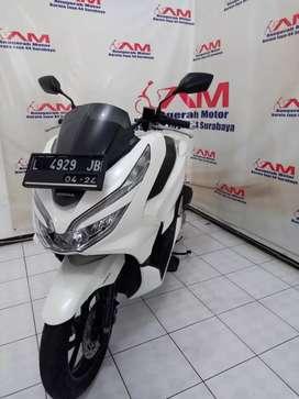 Honda PCX putih 2019 ABS #SIAP DI GASS#