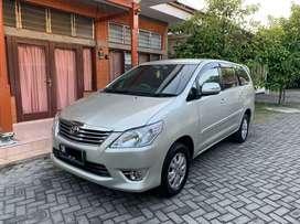 Toyota Innova G Luxury Matic istimewa Mataram Kota