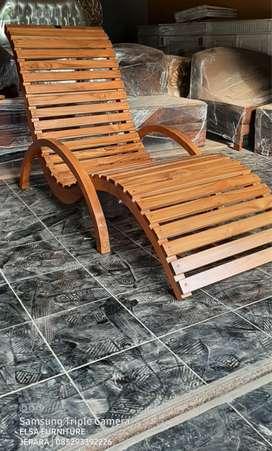 kursi santai kolam renang dan pantai lounger , FREE ONGKIR