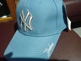 Topi Baseball MLB  NY Yankees Blue New