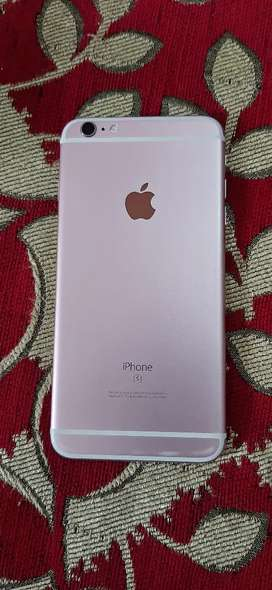 i phone 6s+ 64 GB with bill box charger