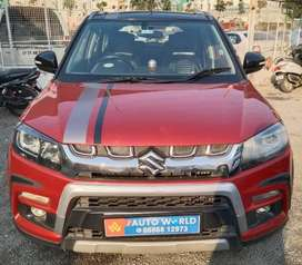 Maruti Suzuki Vitara Brezza ZDi Plus, 2017, Diesel