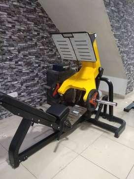 Gym full commercial setup (manufactur)