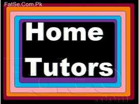 Femal Home Tutor Required