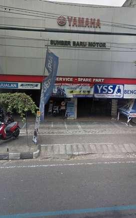 Tanah Murah di Demangan Cocok Kantor dkt Lippo Mall Jogja & RS Siloam