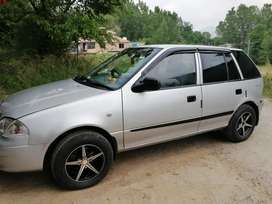 Cultus 2007 model lahore registered