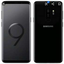 Samsung galaxy s9 plus .