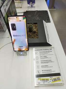 Kredit Handphone Samsung A51 8GB