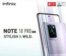 infinix note 10 pro ram 6/64