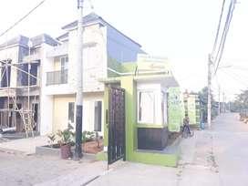 Rumah murah 4 km dari exit tol BSD
