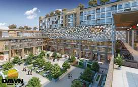 HLP Galleria Mohali | Best Commercial Projects in Mohali