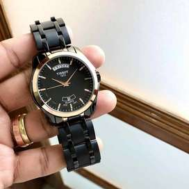 Tissot Day and Date Feature Watches CASH ON DELIVERY PRICE NEGOTIABLE