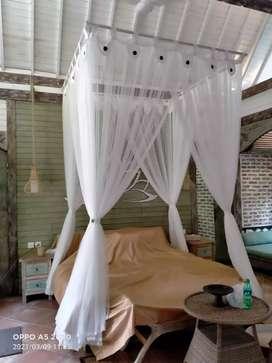 Kelambu Villa Modern eksotis
