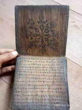 Buku batak akrha batak kuno