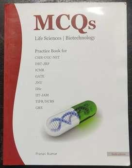CSIR NET Life Sciences Biotechnology MCQs