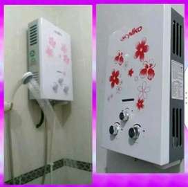 Water Heater Gas Niko area Jatim