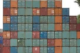 Kontainer / Container / Peti Kemas 20 Feet