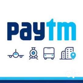 PayTm need 120 candidates