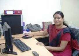 FEMALE ACCOUNTANT WITH TALLY KNOWLEDGE