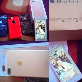 Hp iphone 7 plus bru 1 bulan jarang di pake krna punya android
