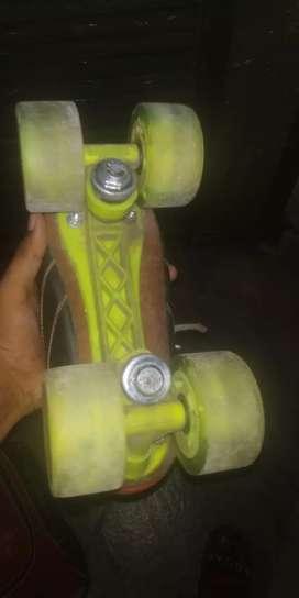 Jj jonex Skates available in good condition