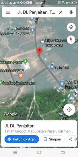 OLX Dekat Ibu Kota RI Dijual Tanah (Stadion Tapis) Grogot,PPU