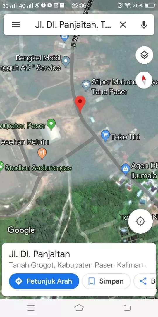 OLX TANAH GROGOT, Dijual Butuh Dana, Nego Tanah 15x30M² Siap Bangun 0