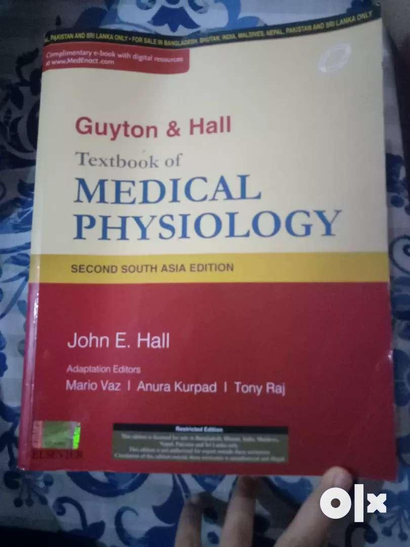 Physiology book - guyton & hall 0