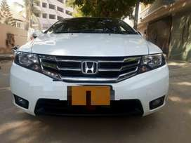 Honda city aspire 1.3 2017