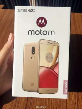Moto M _ phone _4gb,64 memory 1 year old good condition
