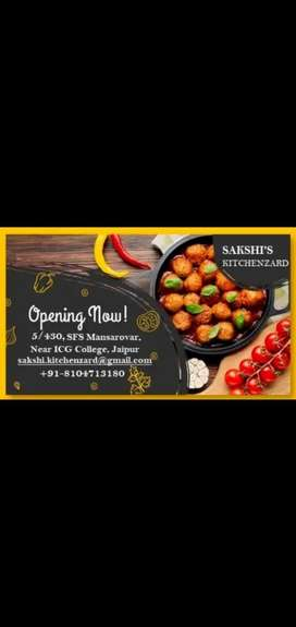 Need a chef for swiggy zomoto set up for North Indian food Fast food
