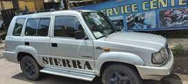Tata Sierra 2001 Diesel Well Maintained