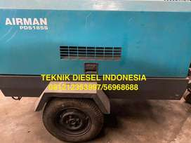 Airman Portable Screw Air Compressor 185 CFM PDS 185S