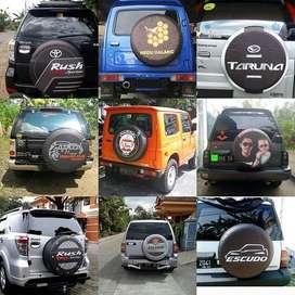 Cover/Sarung Ban Ford Ecosport/Rush/Terios Mantep escudo CRV Banget  S