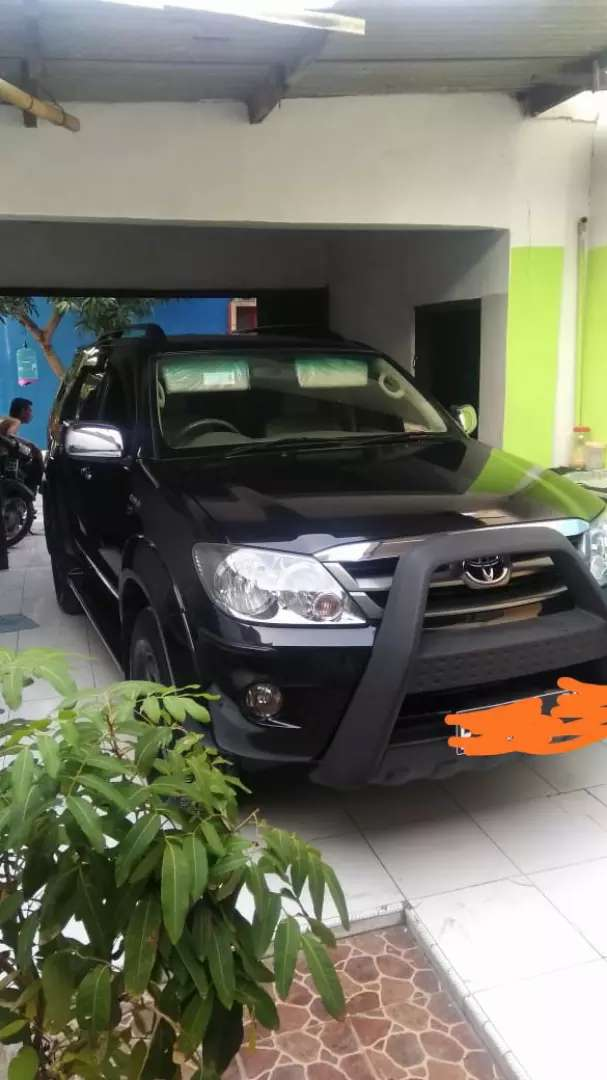 Fortuner  At 2007 G Luxury 2.7 bensin istimewaaa 0
