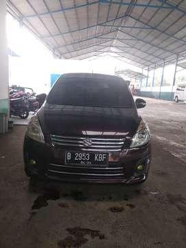 Suzuki Ertiga GX Elegant A/T 2014