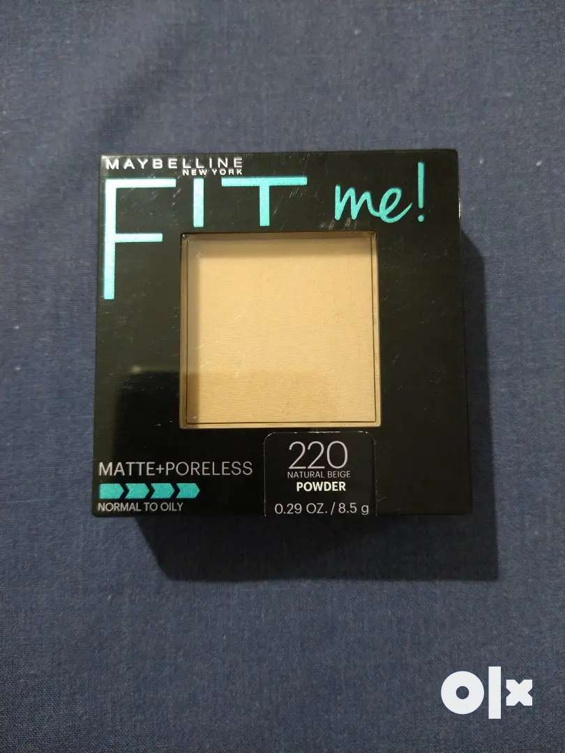 Maybelline Compact Foundation Fit Me - Powder (220 Natural Beige) 0