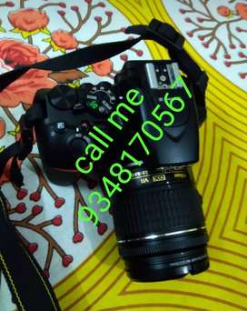 In warranty good condition Nikon camera