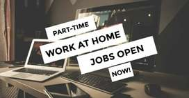 Offline part time job