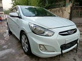 Hyundai Verna 2011 Petrol 62570 Km Driven