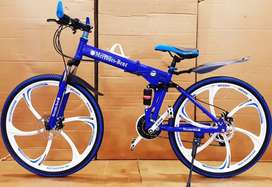 New folding cycles