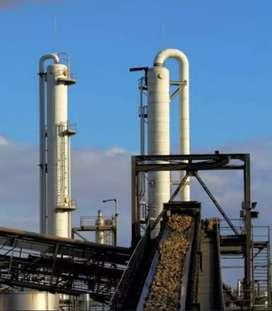 Sugar mil factory