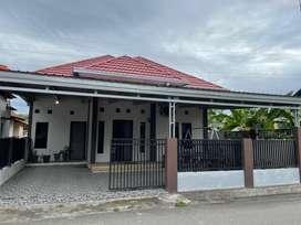Disewakan rumah 2 kamar tidur lokasi strategis dekat pusat kota