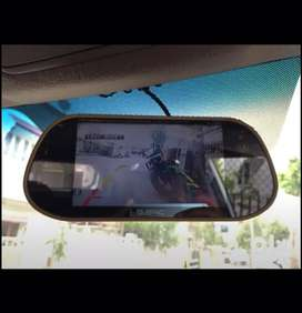 car parking camera & monitor nice  Working dapic
