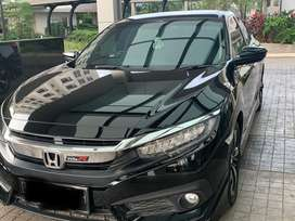 Honda civic turbo prestige 2017