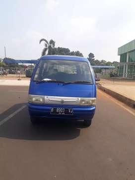 Suzuki futura st 150 2005 biru