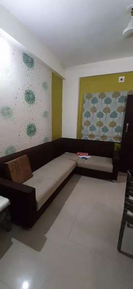 New 2 bhk flat fully furnished  sample flat in 28 lakh
