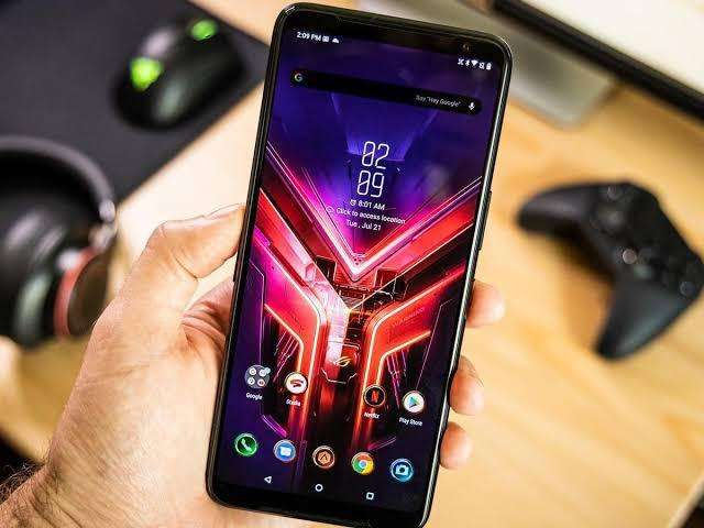 Asus Rog phone 3 Black 12GB Ram 256GB Tecent Non PTA